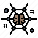 brain, brainstorming, connect, ideas, mind icon