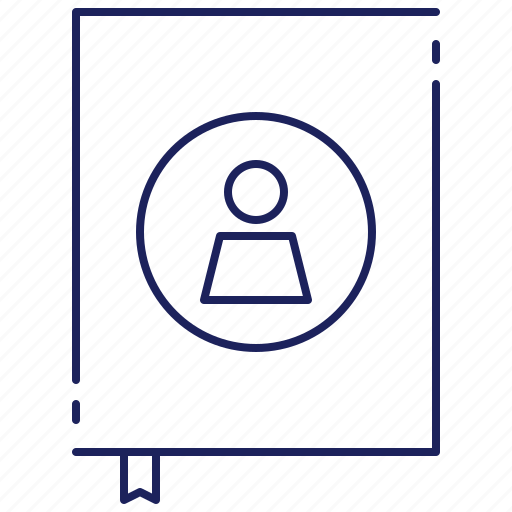 application, circle, communication, contact, person, phone, smartphone icon