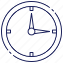 clock, communication, deadline, management, reminder, schedule, time icon
