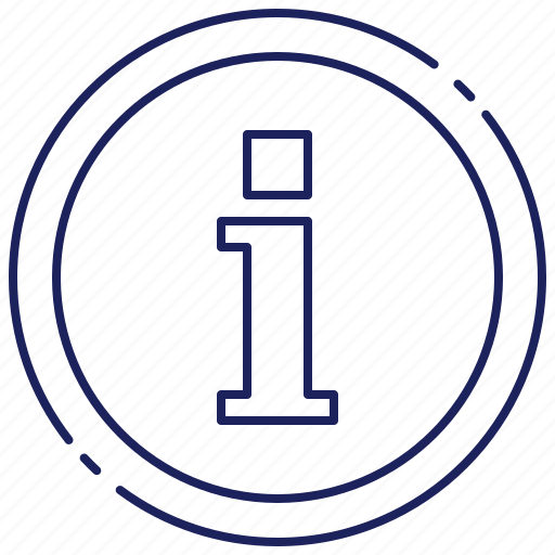 circle, communication, faq, info, information, interface, ui icon