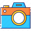 camera, device, digital, equipment, photography, professional, technology icon