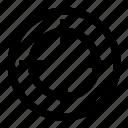 aim, focus, mark, shot, target icon