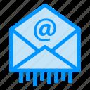 business, e, mail icon