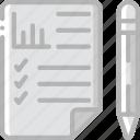 checklist, hr, human, resources, task, tasking icon