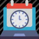 hr, human, mangement, schedule, task, tasking icon
