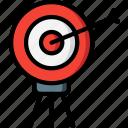 hr, human, resources, target, task, tasking icon