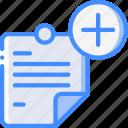 add, hr, human, resources, task, tasking icon