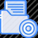 goals, hr, human, resources, task, tasking icon