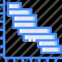 chart, gannt, hr, human, resources, task, tasking icon