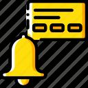 hr, human, notification, resources, task, tasking icon