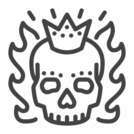 Sketch Skull Studio Tattoo Icon Download On Iconfinder