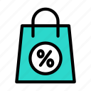 discount, offer, sale, bag, taxation