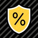 tax, shield, discount, sale, taxation