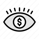view, tax, dollar, money, finance