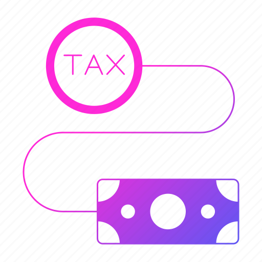 invoice, money, taxes, vat, wight icon