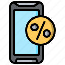cell, cellphone, dollar, electronics, mobile, phone, smartphone icon