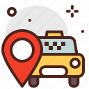 car, city, location, taxi, transport