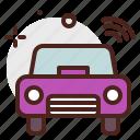car, city, lyft, transport