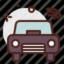 car, city, transport, uber icon