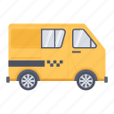 cab, taxi, transport, vehicle icon