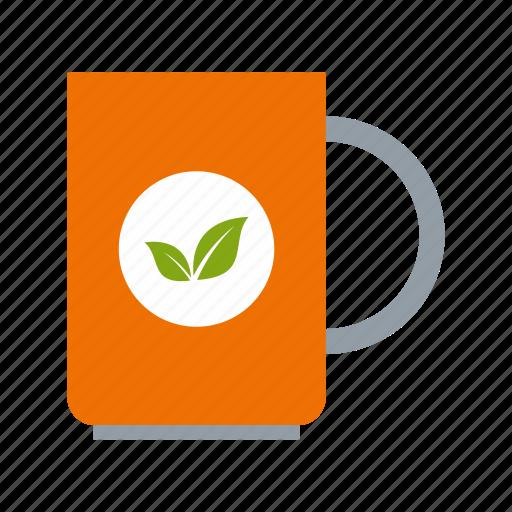 Beverage, heat, hot, mug, saucer, steam, tea icon - Download on Iconfinder