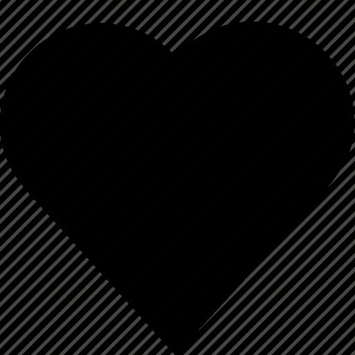 heart, like, love icon