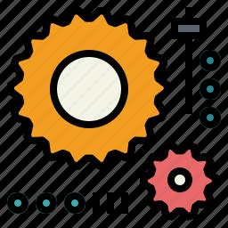cogwheel, configuration, gear, settings icon