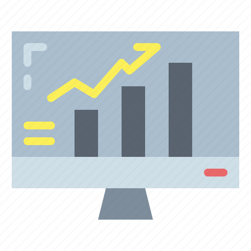 analytics, bar, business, graph, seo, statistics, web icon