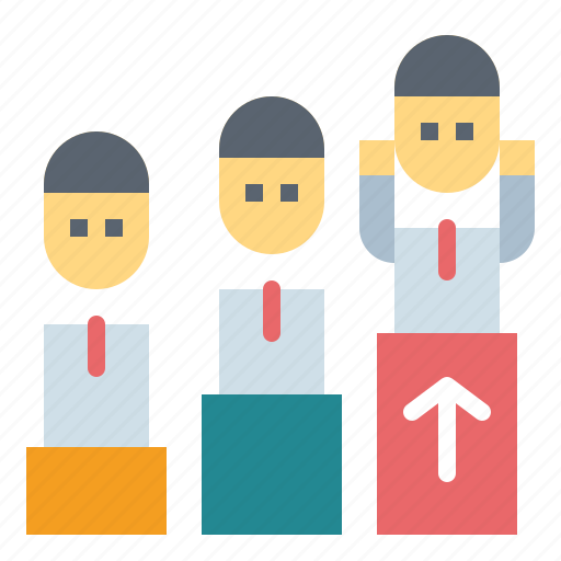Group, growth, leader, people, person, team icon - Download on Iconfinder
