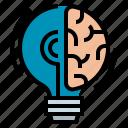 brainstorm, business, idea, teamwork, thinking icon