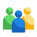 networking, organization icon, teamwork, teamwork icon, user icon