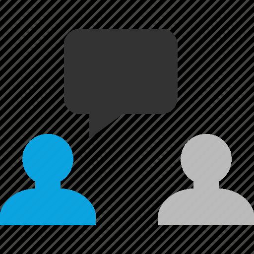 chat, communicate, communication, conversation icon