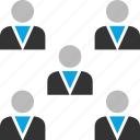 connect, connection, team, workforce icon