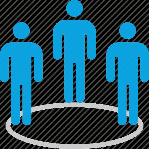 data, people, team, teamwork icon