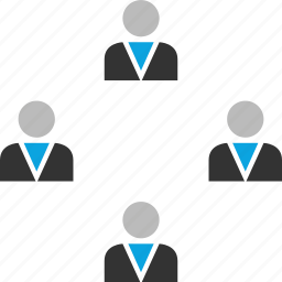 connection, people, team, teamwork icon