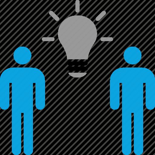 brilliant, concept, idea, lightbulb icon