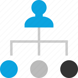 analytics, people, person, strategy icon