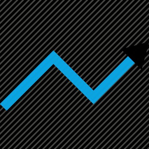 Analytics, arrow, seo icon - Download on Iconfinder