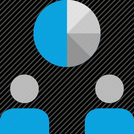 analytics, chart, data, graph icon