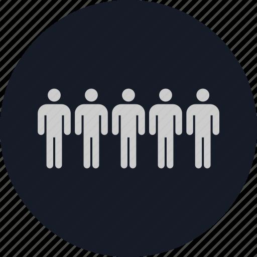 people, teamwork, ux, web icon