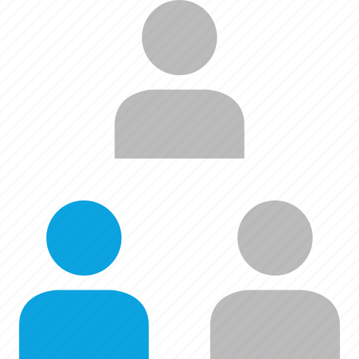 People, team, three, lead icon - Download on Iconfinder