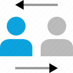 communicaiton, connection, network, networking icon