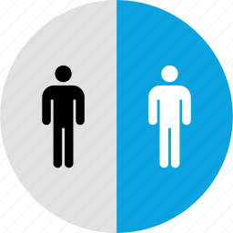 business, marketing, person, users icon