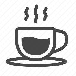 aromatic, cafe, coffee, drinks, hot, tea, tea time icon