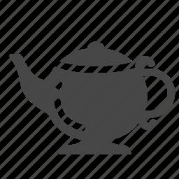 beverage, coffee, drinks, kettle, pot, tea, tea time icon