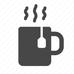 aromatic, beverage, cup, hot, mug, tea, tea time icon