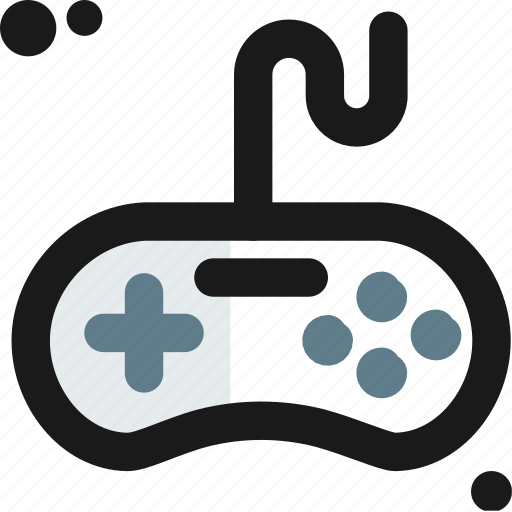 command, controller, game, nintendo, play, video icon