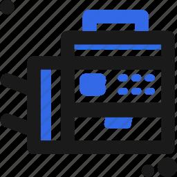 copy, mahine, printer icon