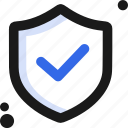 help, protect, safe, shield icon