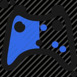controller, game, video, xbox icon